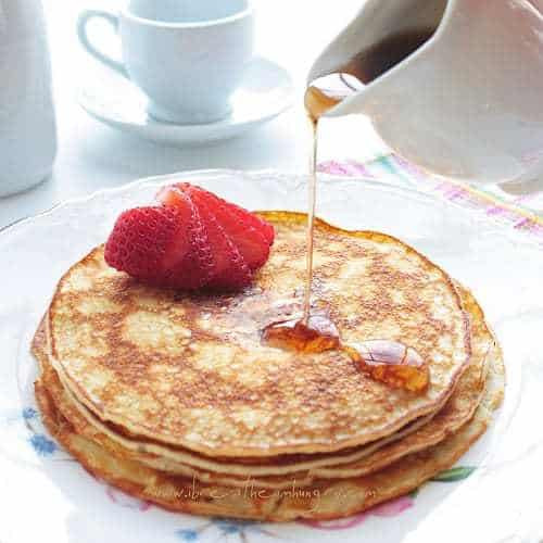 Low Carb Cream Cheese Pancakes  50 Best Low Carb Pancakes Recipes and Ideas for 2018