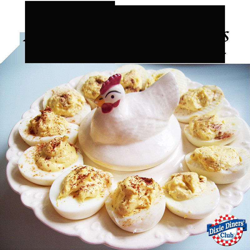Low Carb Deviled Eggs  Low Carb Deviled Eggs Recipe Dixie Diners Club