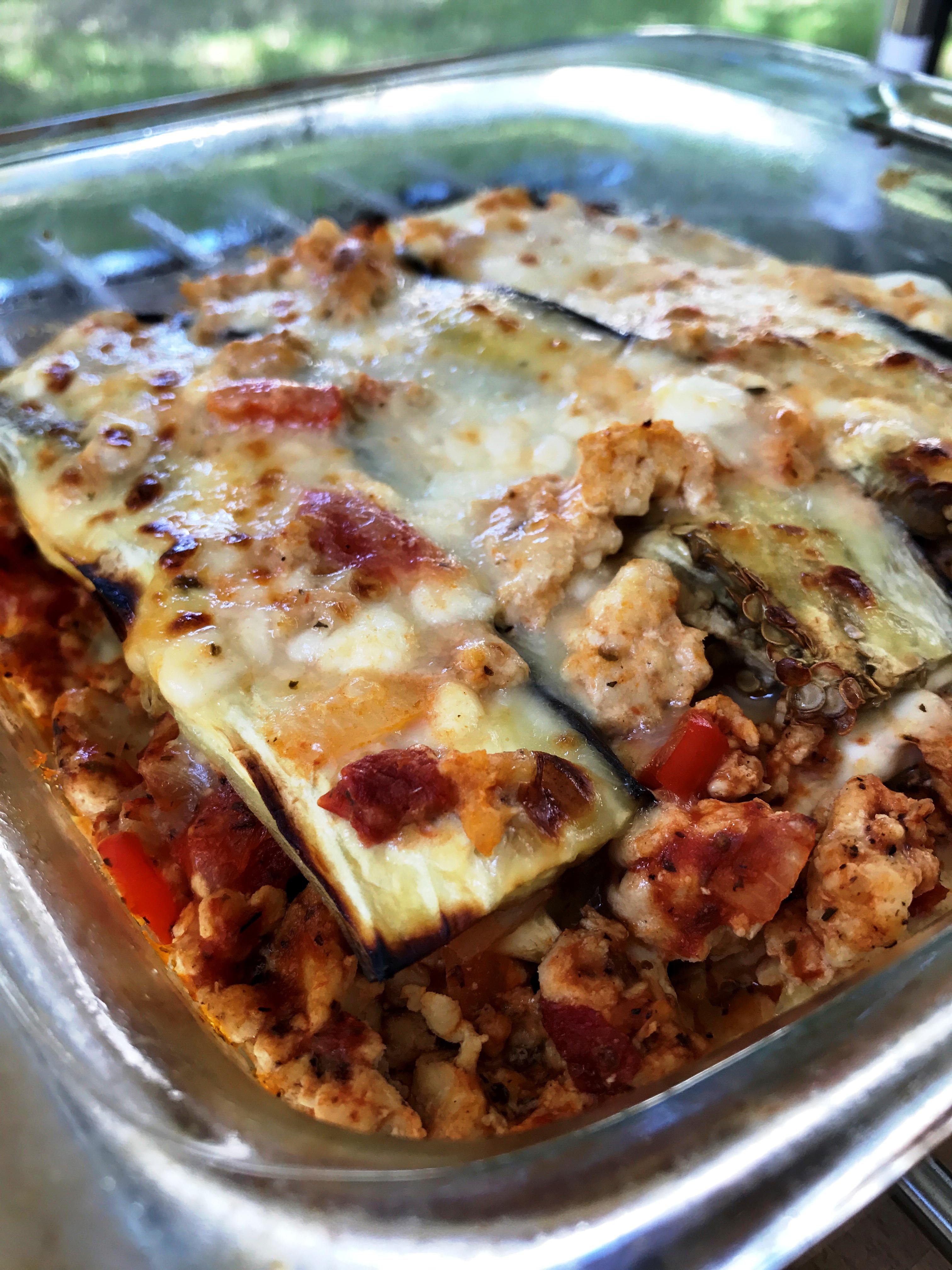 Low Carb Eggplant Recipes  Low Carb Eggplant Lasagna 4U Fitness