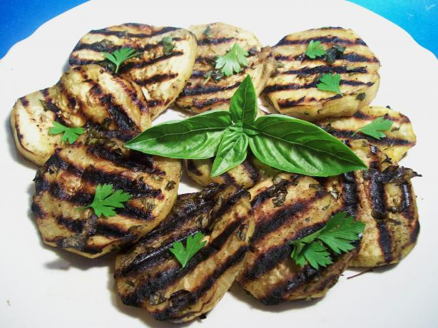 Low Carb Eggplant Recipes  Yummy Low Carb Low Fat Grilled Eggplant Aubergine