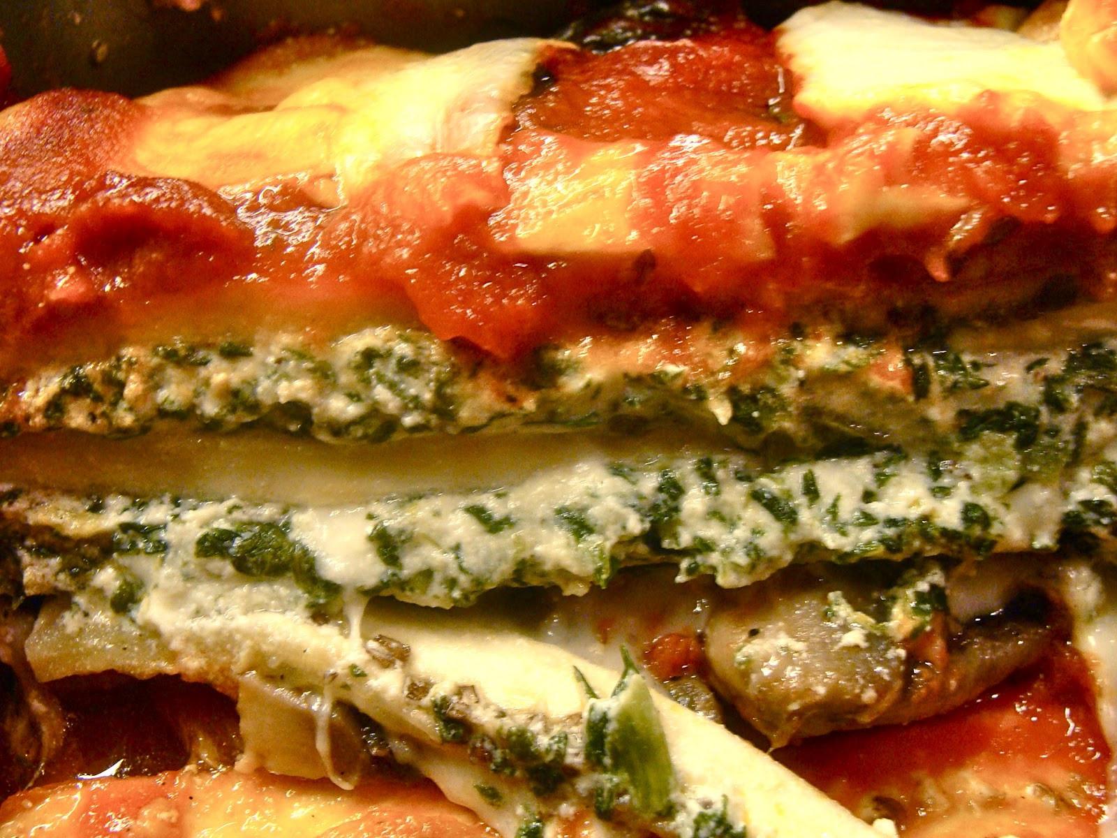 Low Carb Eggplant Recipes  Eggplant Lasagna Low Carb