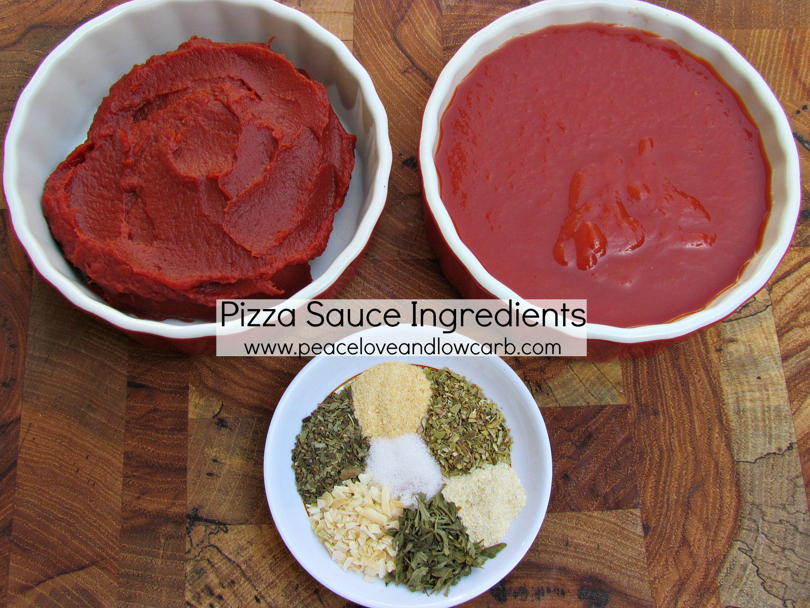 Low Carb Pizza Sauce  Paleo Pizza Sauce and 10 Low Carb Pizza Recipes
