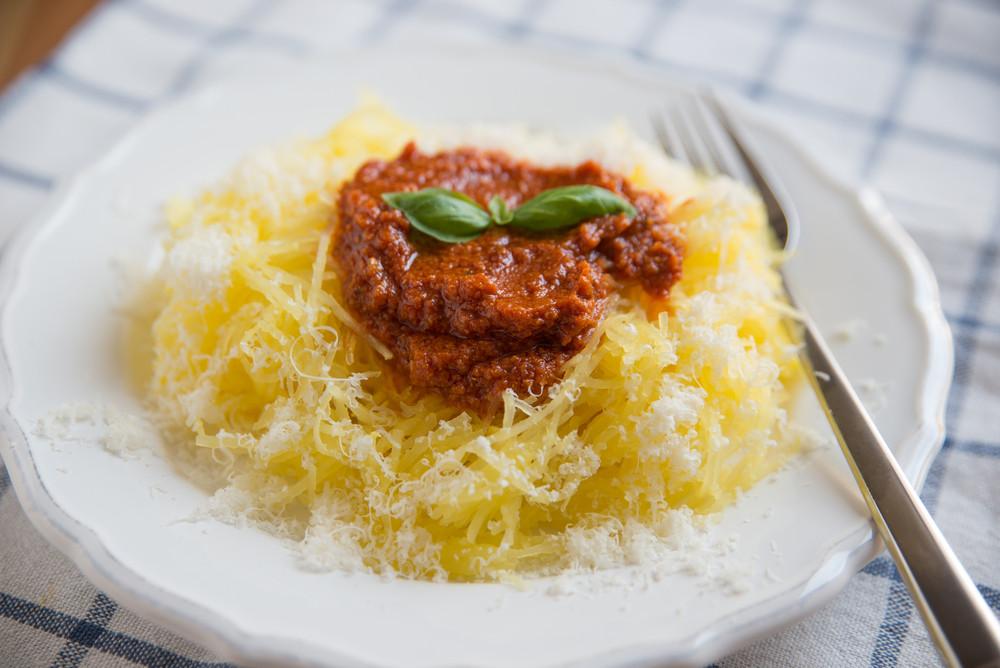 Low Carb Spaghetti Squash  6 Guilt Free Low Carb Spaghetti Squash Recipes
