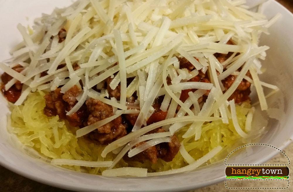 Low Carb Spaghetti Squash  Low Carb Spaghetti Made with Spaghetti Squash