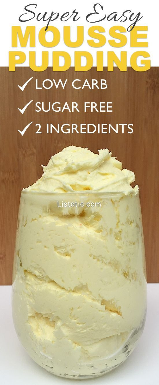 Low Carb Sugar Free Desserts  2215 best Low carb and other healthy food images on Pinterest