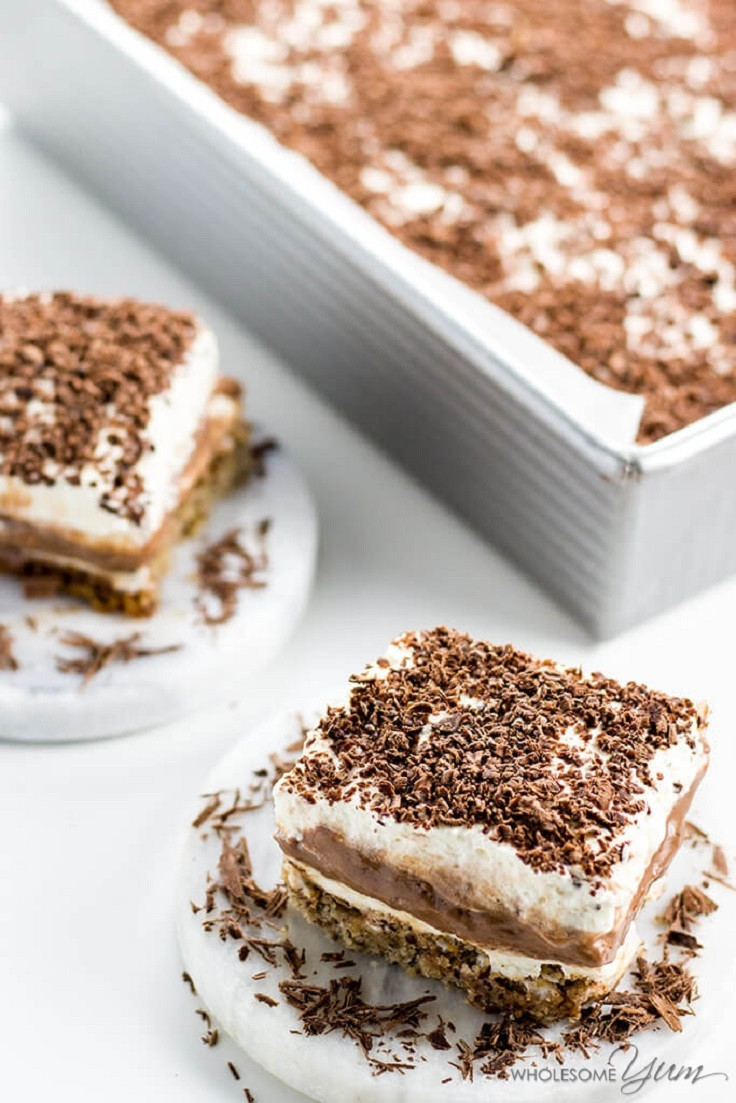 Low Carb Sugar Free Desserts  13 Easy Low Carb Recipes Healthy Breakfast Lunch