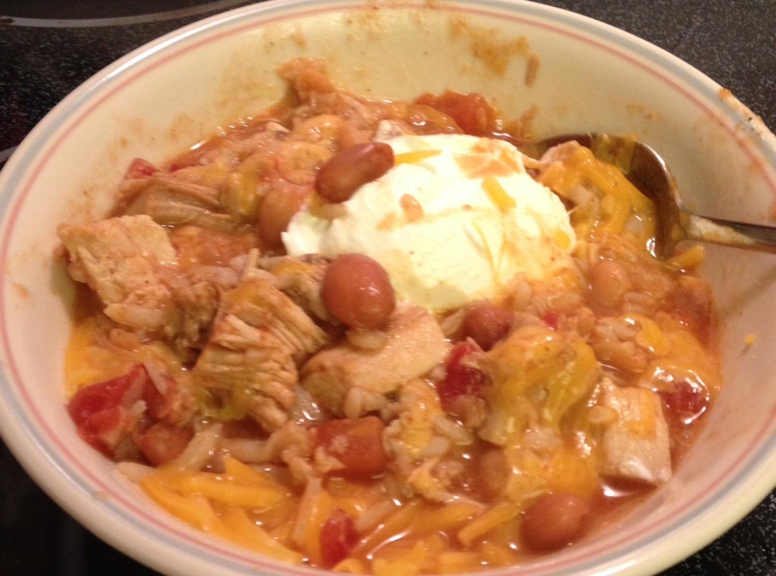 Low Fat Slow Cooker Recipes  Low Fat Slow Cooker Turkey Taco Soup Recipe