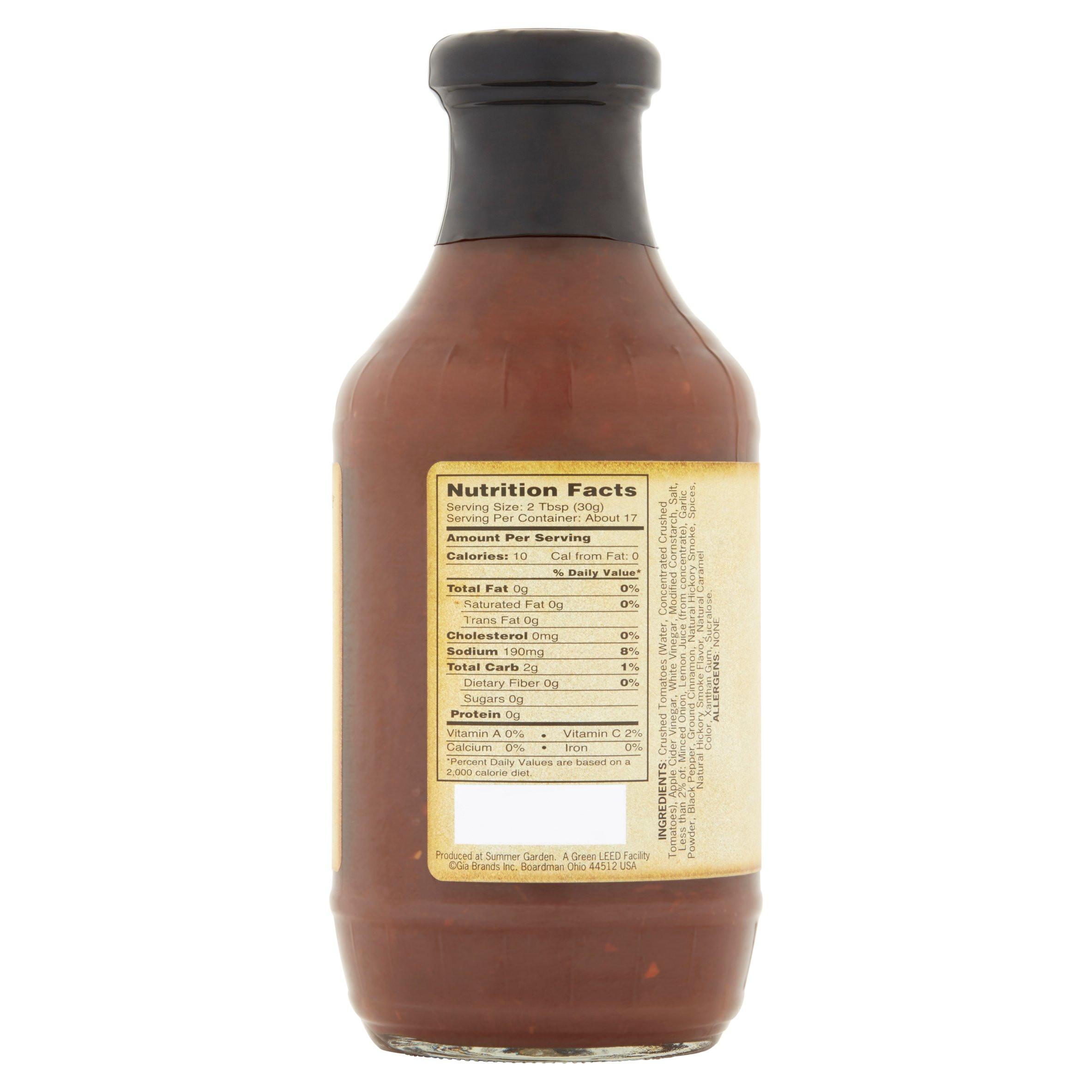Low Sugar Bbq Sauce  low sugar bbq sauce brands