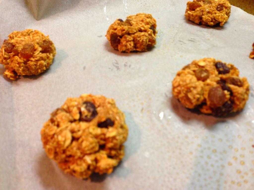 Low Sugar Oatmeal Cookies  Easy Low Sugar Oatmeal Raisin Cookie Bites
