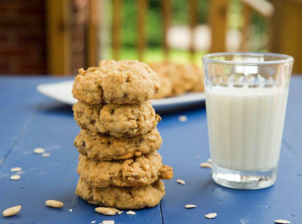 Low Sugar Oatmeal Cookies  Low Sugar Oatmeal Cookies Recipe