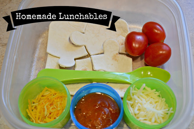 Lunchables Dessert Pizza  The Life of Jennifer Dawn Homemade Lunchables