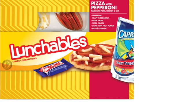 Lunchables Dessert Pizza  A Look at Oscar Mayer s Lunchables Over the Years timeline