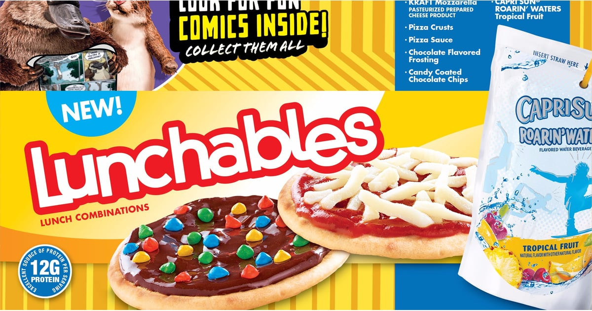 Lunchables Dessert Pizza  Where to Buy Lunchables Pizza and Treatza
