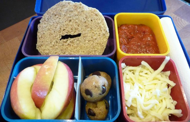 """Lunchables Dessert Pizza  Healthy Homemade """"Lunchables"""" The Nourishing Home"""