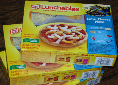 Lunchables Dessert Pizza  The Biggest Ever Lunchable Pizza