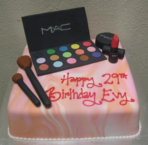 M.A.C Birthday Cake  m a c cosmetics