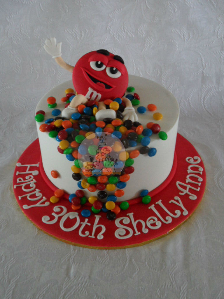 M.A.C Birthday Cake  Birthday — Sweet Eats by Karie Anne