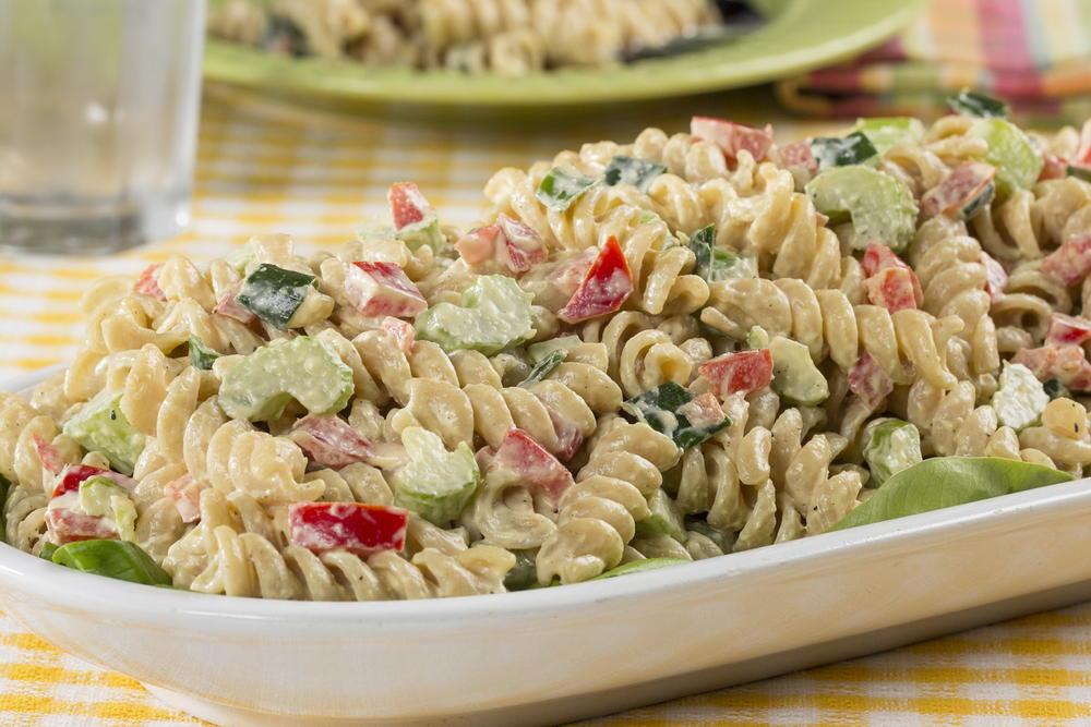 Macaroni Salad Recipe Easy  Simple Macaroni Salad
