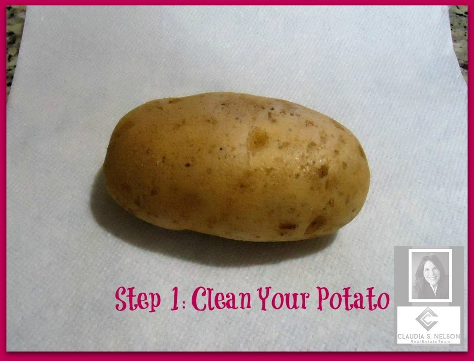 Mail A Potato  Mail A Potato Step By Step How To Guide