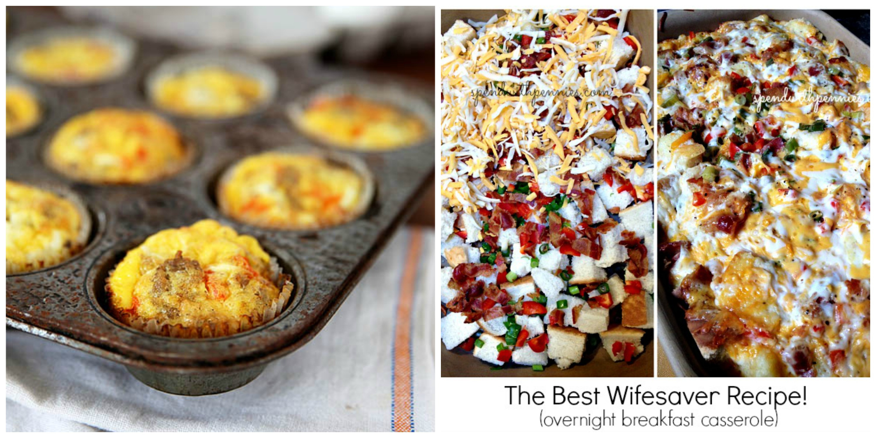 Make Ahead Breakfast Recipes To Freeze  16 Amazing Make Ahead Breakfast Recipes