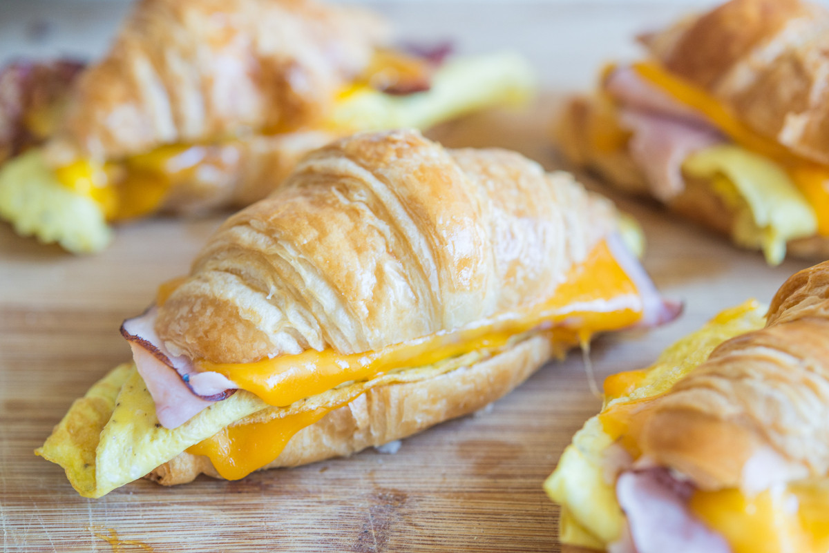 Make Ahead Breakfast Recipes To Freeze  Make Ahead & Freeze Breakfast Sandwiches