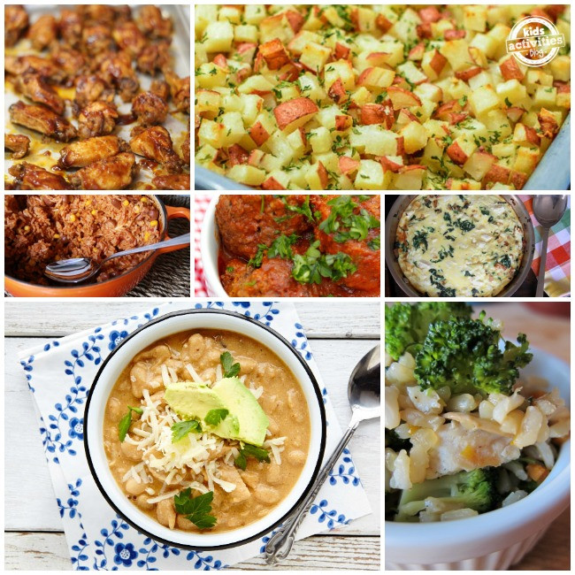 Make Ahead Dinners  Make Ahead Dinners for Busy Moms