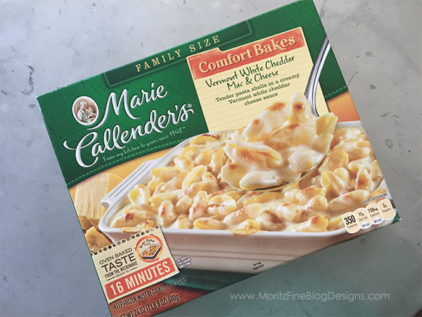 Marie Calendar Frozen Dinners  Support our Troops with Marie Callender s Frozen Meals