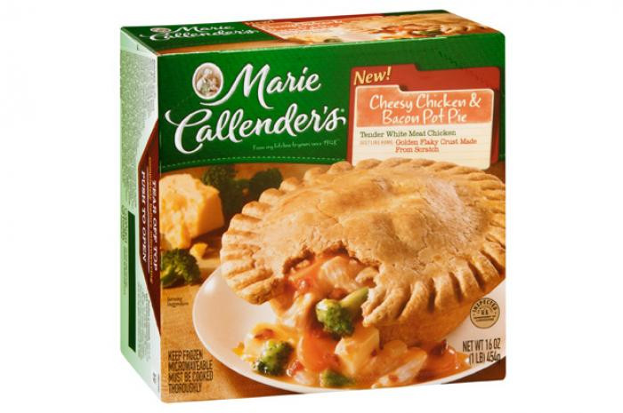 Marie Calendar Frozen Dinners  If Pitchfork Reviewed TV Dinners Everybody Loves Coupons