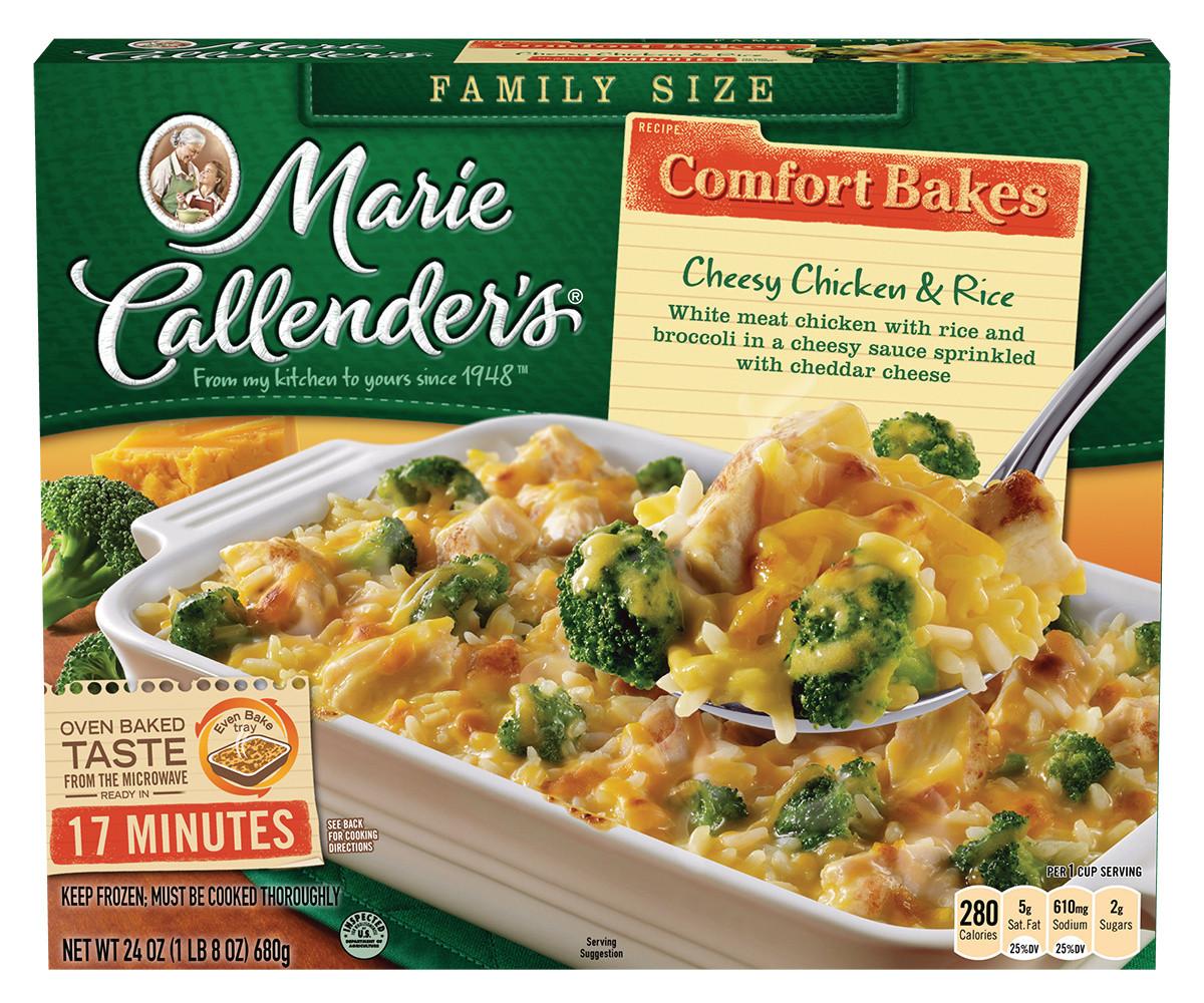 Marie Calendar Frozen Dinners  Marie Calendars Nutrition – Besto Blog