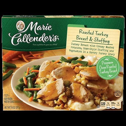 Marie Calendar Frozen Dinners  Marie Calendars Nutrition Nutrition Ftempo