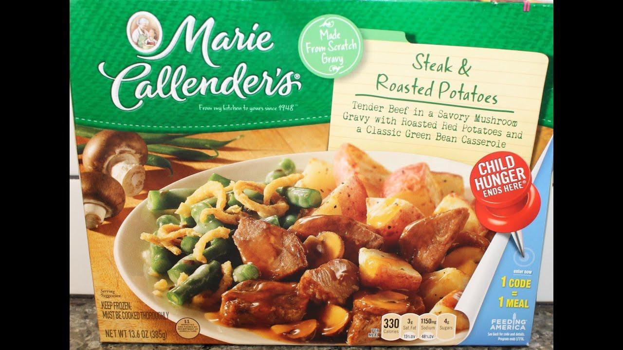 Marie Calendar Frozen Dinners  Marie Callender S Steak Pot Pie Nutrition Nutrition Ftempo