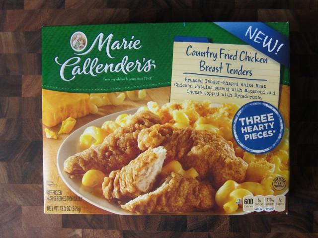Marie Calendar Frozen Dinners  Frozen Friday Marie Callender s Country Fried Chicken