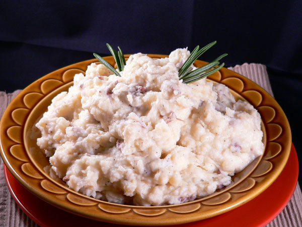 Mashed Potato Recipes With Skin  Red Skin Mashed Potatoes Recipe Taste of Southern