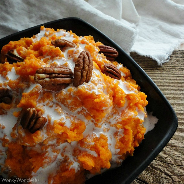 Mashed Sweet Potato Recipes  14 Easy Sweet Potato Recipes [Sweet & Savory]