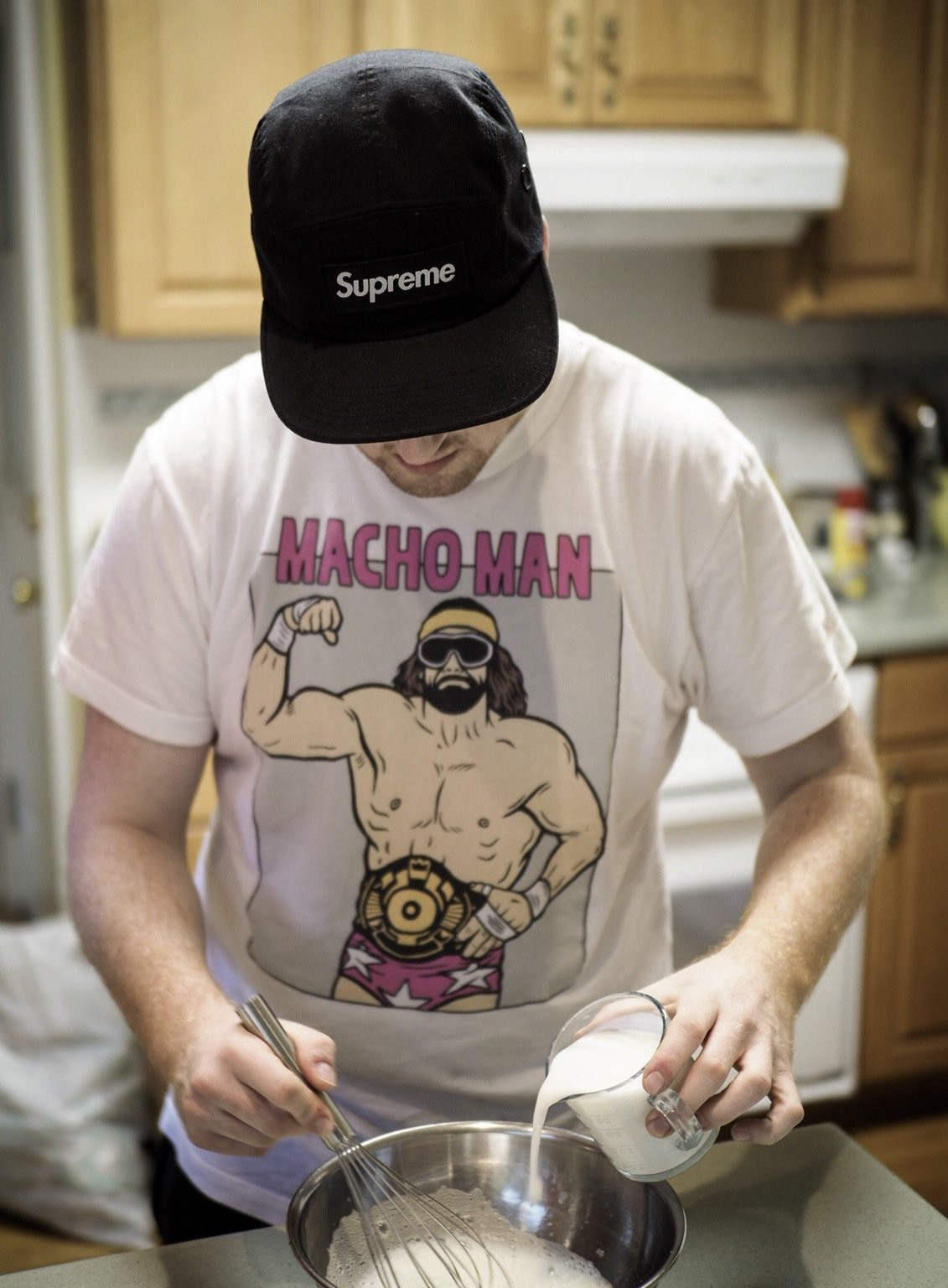 Matty Matheson Pancakes  Making Matty Matheson s fluffiest pancakes for Christmas