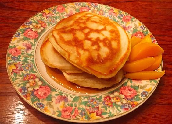 Matty Matheson Pancakes  Matty Matheson's Easy Fluffy Pancakes May Be World's Best