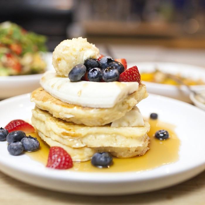 Matty Matheson Pancakes  Ricotta Pancakes with Honey b Butter Recipe