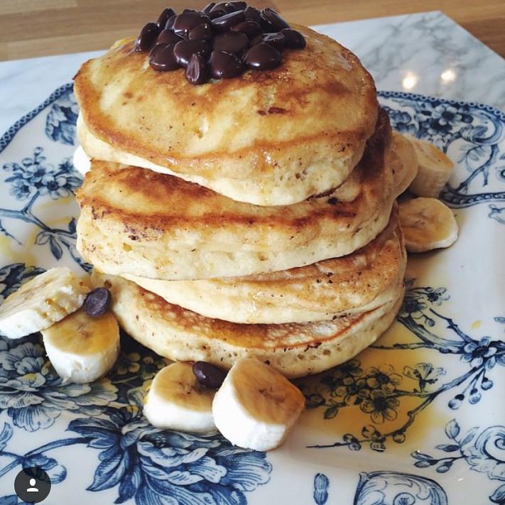 Matty Matheson Pancakes  BUONASARAH Chef at Home