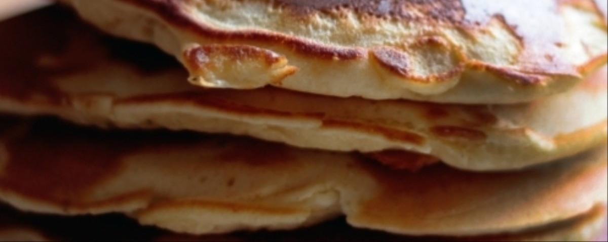 Matty Matheson Pancakes  Best Pancake Recipe in the World