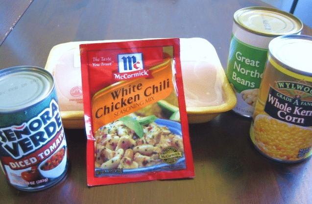 Mccormick White Chicken Chili  EASY White Chicken Chili Recipe Kasey Trenum