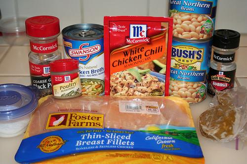 Mccormick White Chicken Chili  McCormick White Chicken Chili Recipe — Dishmaps