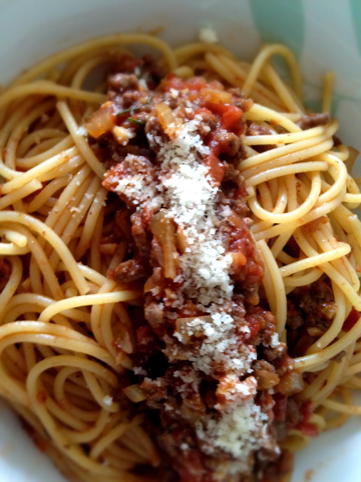 Meat Sauce For Spaghetti  MEAT SAUCE SPAGHETTI