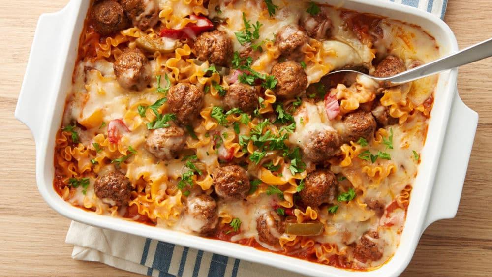 Meatball Dinners Ideas  12 Dinners to Make with Frozen Meatballs Pillsbury