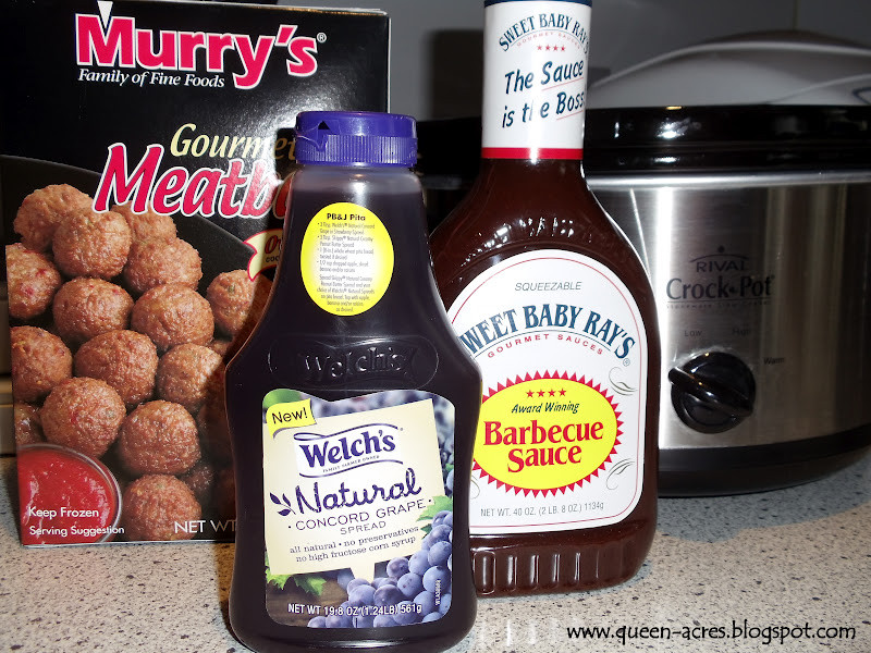 Meatballs With Grape Jelly And Bbq Sauce  meatballs with grape jelly and bbq sauce