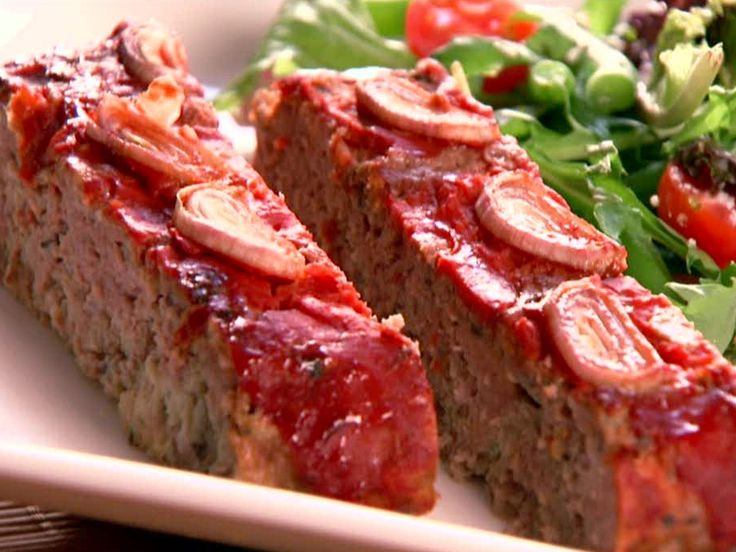 Meatloaf Recipe Food Network  Meatloaf Recipe Jamie Oliver with Oatmeal Rachael Ray