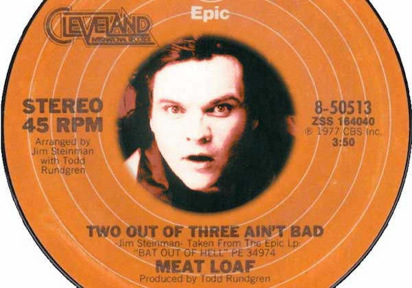 Meatloaf Two Out Of Three Ain'T Bad  Song Archives Joe s DumpJoe s Dump