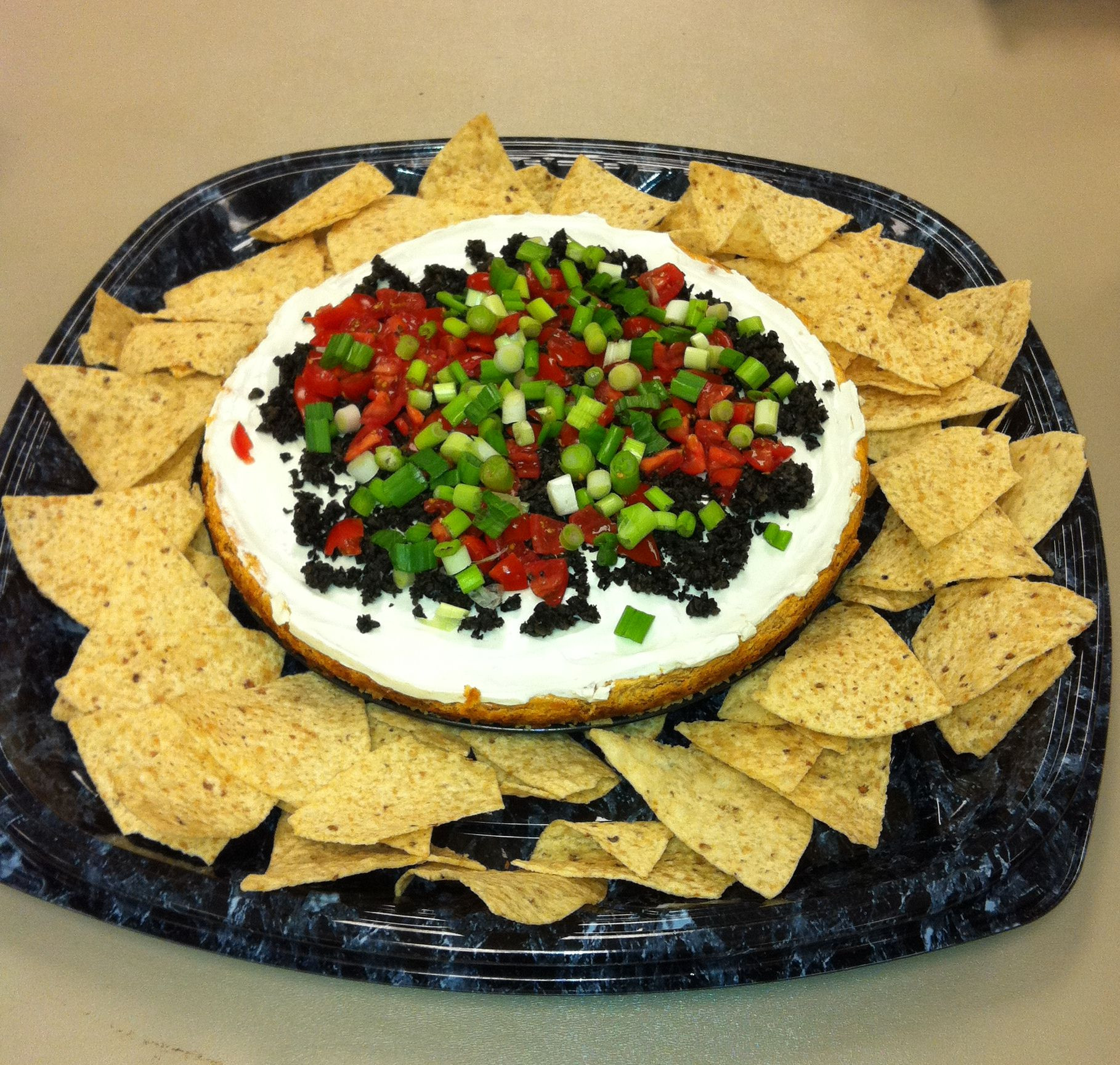 Mexican Food Appetizers  Yummy Mexican Cheesecake Appetizer