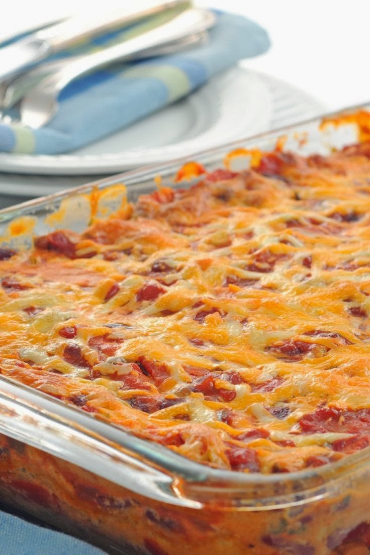 Mexican Ground Beef Recipes  Mexican Ground Beef Casserole
