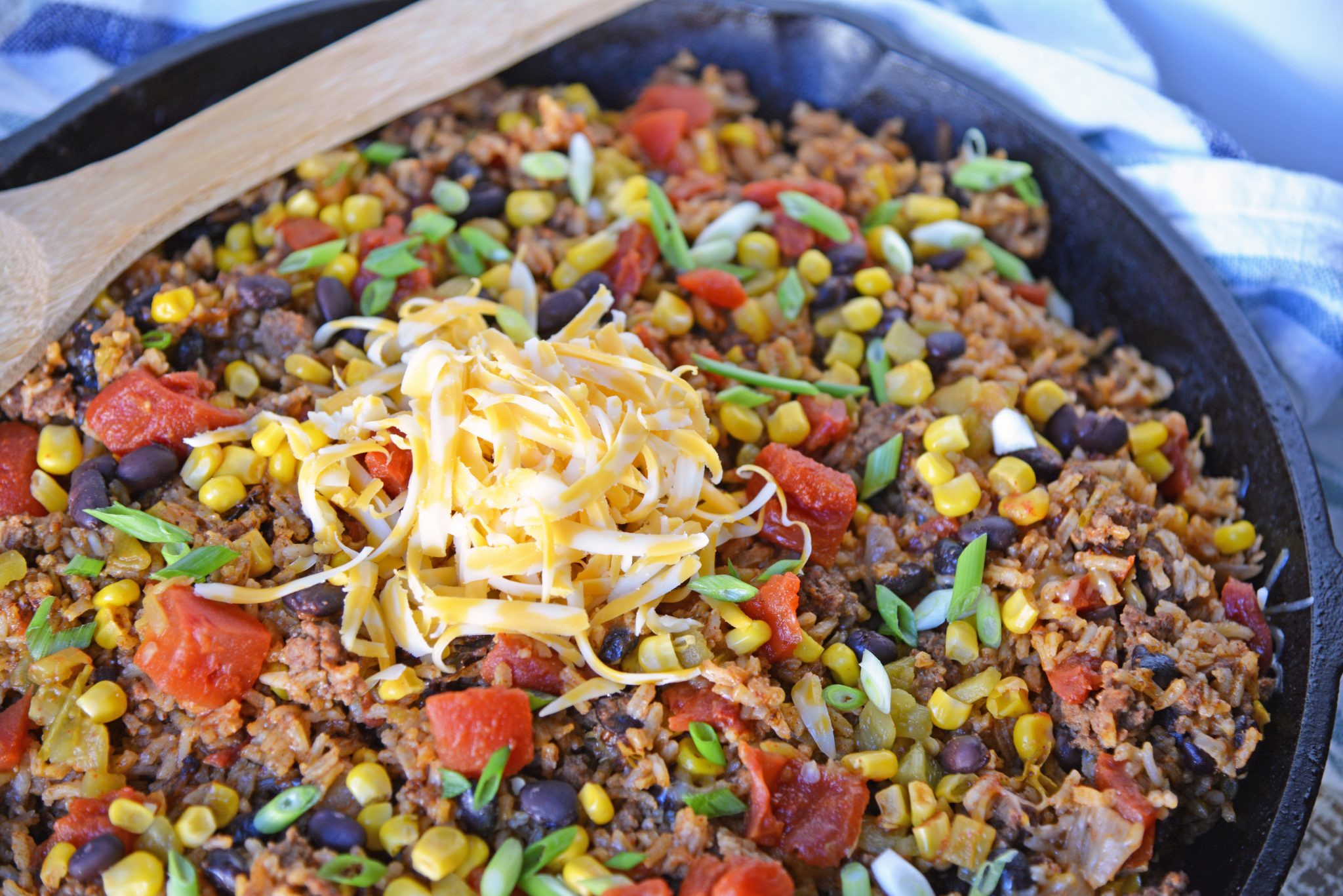 Mexican Ground Beef Recipes  Mexican Beef and Rice Casserole