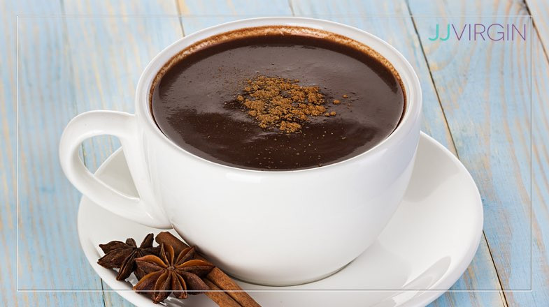 Mexican Hot Chocolate  Mexican Hot Chocolate JJ Virgin